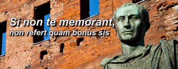 Vídeo de la campaña, spot de digital signage. El spot comenzaba con la frase en latín, y luego se convertía en el lema en español.