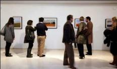 Exposición en Valencia.