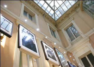 Exposición en Madrid.