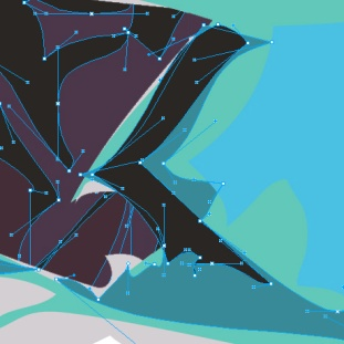 Cartel Combina2 2008, detalle
